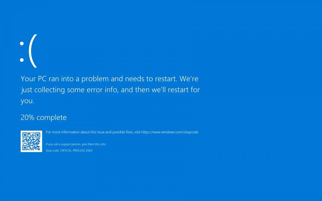 ¿Cómo borrar la actualización KB4535996 de Windows 10?