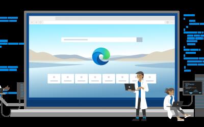 Microsoft Edge Canary ya soporta los temas de Google Chrome: así le sienta esta personalización