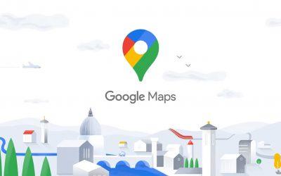 Google Maps desplegará alertas de tránsitos por presencia de coronavirus