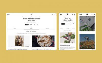 Google Keen: Pinterest de Google potenciado por el aprendizaje automático