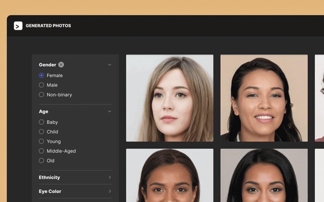 """Este soy yo, casi: una web crea caras virtuales a partir una foto tuya para """"proteger tu identidad"""""""