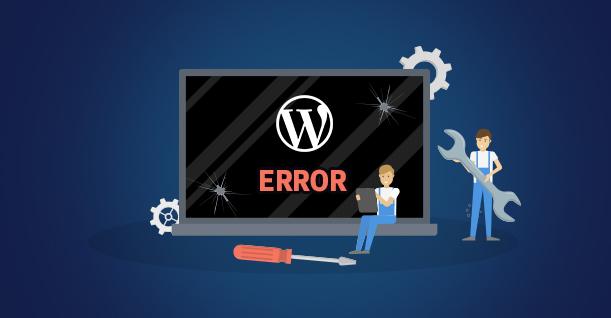 8 errores comunes al empezar con WordPress